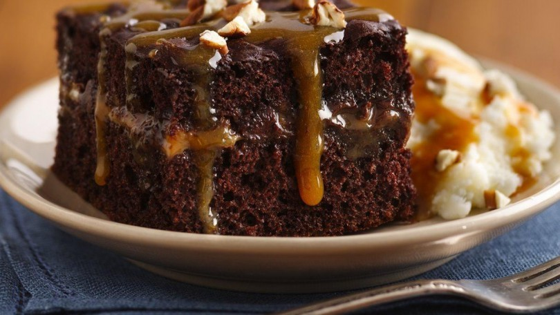German Chocolate Cake Filling With Sweetened Condensed Milk