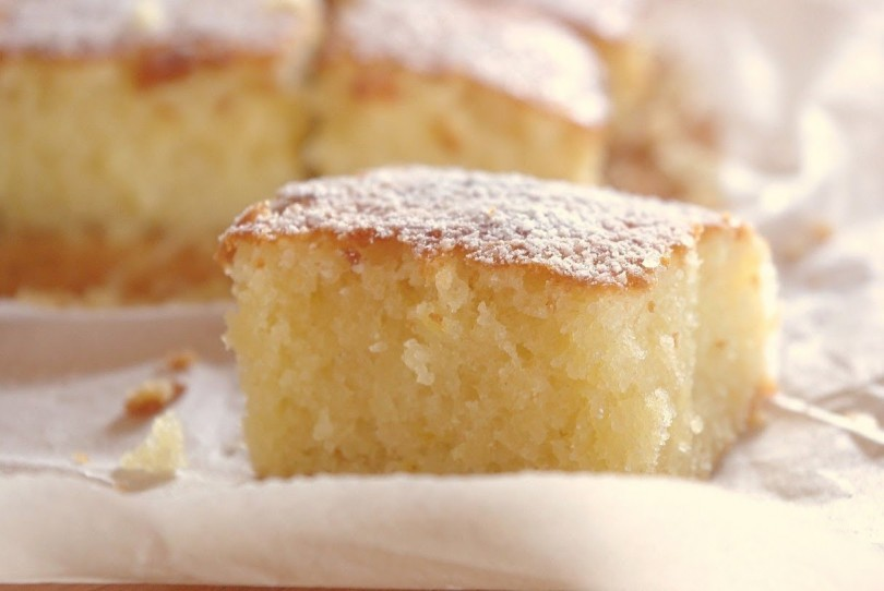 Recette Cake Yaourt Vanille