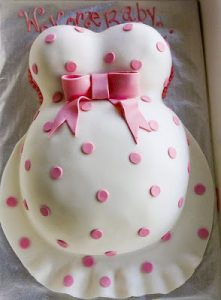 pregnant-belly-cake